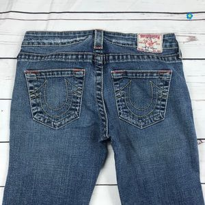 Women's True Religion Size 29 Bobby Boot Jeans